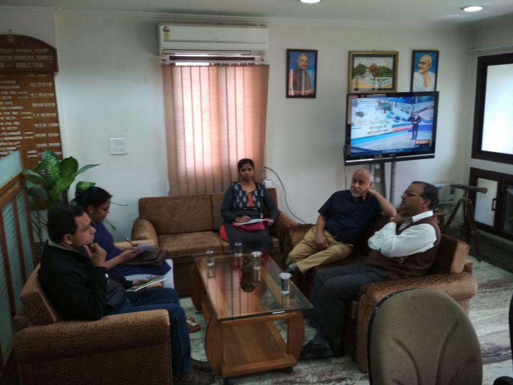 Coordination on Hydrological Studies in Ganga Basin