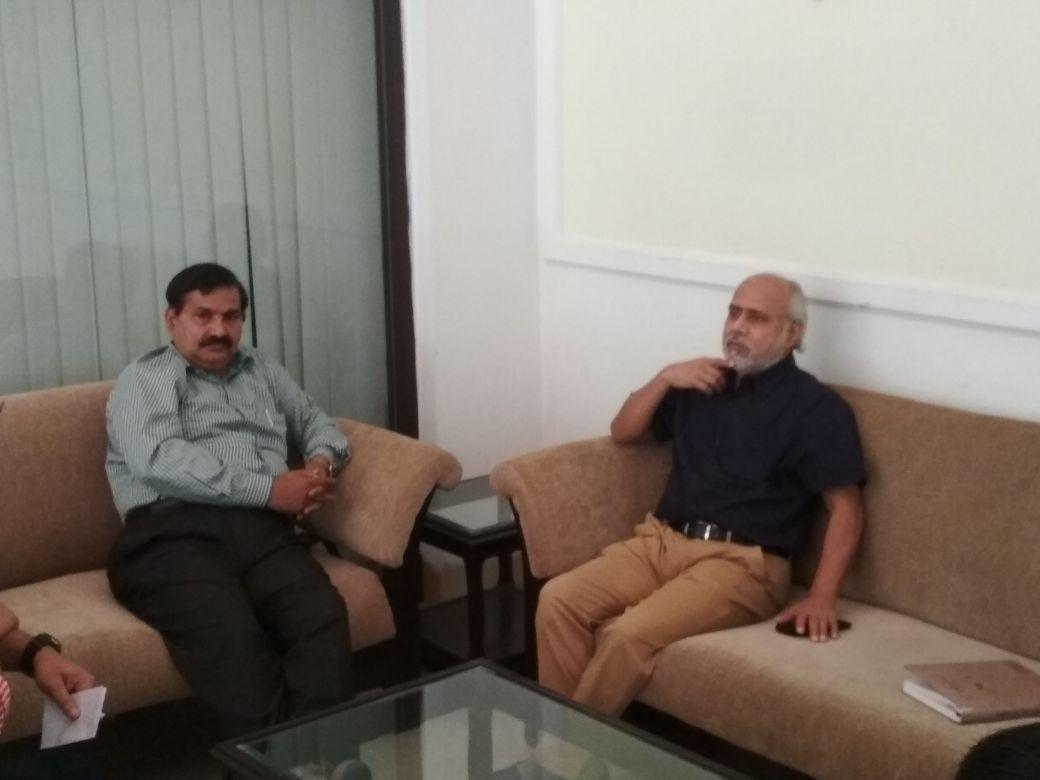 Discussion on Ram Ganga River Health