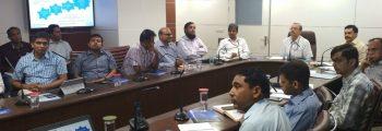 2nd Briefing Meeting with NMCG and cGanga